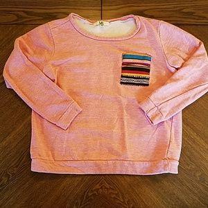 Sale! Los Angeles Blush Pink & Tribal Pocket [New]